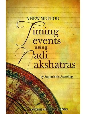 A New Method Timing Events Using Nadi Nakshatras