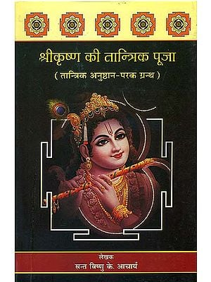 The Tantric Method of Worshipping Lord Krishna