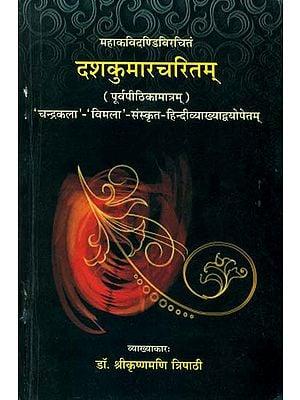 दशकुमारचरितम्: Dash Kumar Charitam