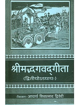 श्रीमद्भगवद्गीता: Second Chapter of Srimad Bhagavad Gita