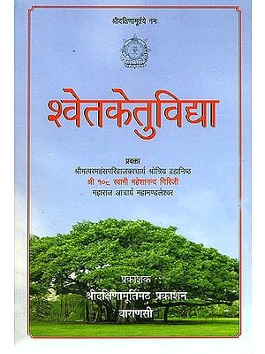 श्वेतकेतुविद्या: Shvetaketu Vidya - Lectures on The Chandogya Upanishad