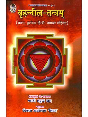 बृहन्नील तन्त्रम्: Brihad Nila Tantram (The Tantric Method of Worshipping Goddess Kali and Tara)