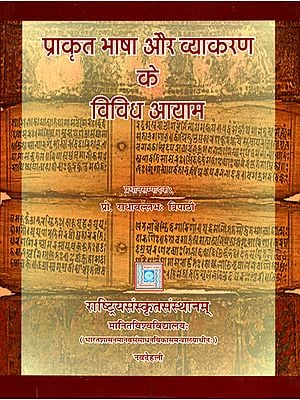 प्राकृत भाषा और व्याकरण के विविध आयाम: Different Aspects of Prakrit Language and Grammar
