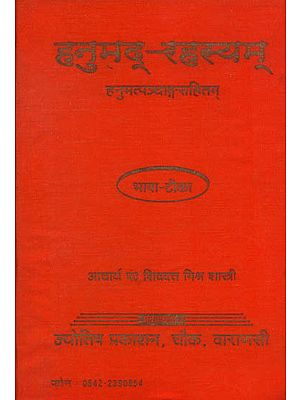 हनुमद्-रहस्यम्: Complete Method of Worshipping Lord Hanumana