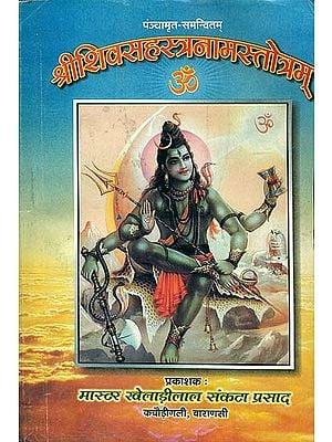 श्री शिवसहस्त्रनामस्तोत्रम्: Shri Shiv Sahasranama Stotram