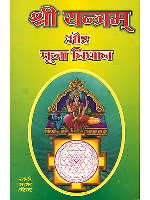 श्री यन्त्रम् और पूजा विधान: Shri Yantra and Puja Vidhan