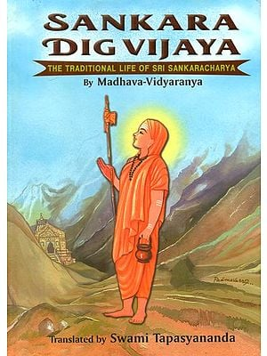 Sankara Digvijaya - The Traditional Life of Sri Sankaracharya (Shankaracharya)
