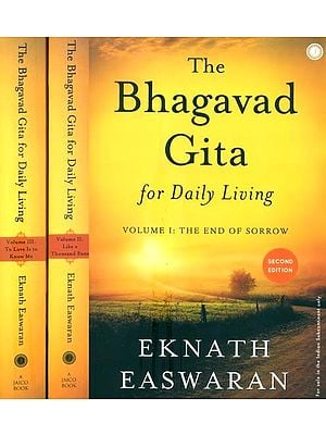 The Bhagavad Gita for daily living: 3 Volumes