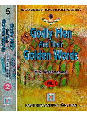 Godly Men And Their Golden Words (Set of Two Volumes)