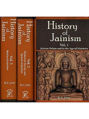 History of Jainism (In 3 Volumes)