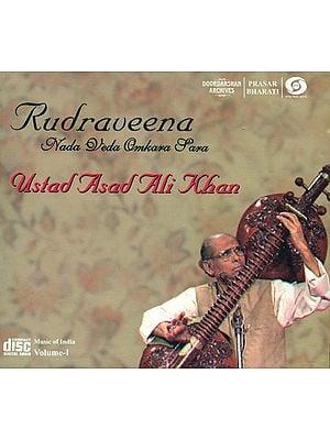 Rudraveena : Nada Veda Omkara Tara (Ustad Asad Ali Khan) (With Booklet Inside) (DVD)