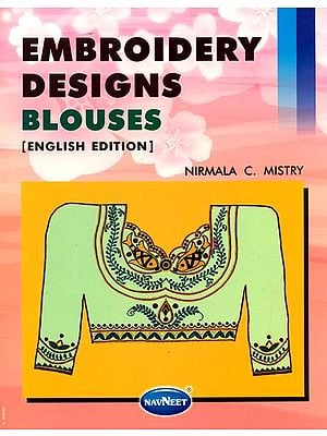 Embroidery Designs: Blouses