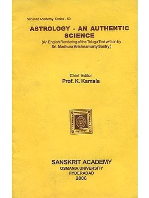 Astrology: An Authenitic Science