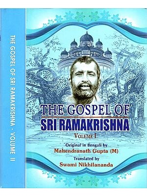 The Gospel of Sri Ramakrishna (Set of 2 Volumes)