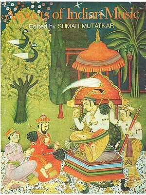 Aspects of Indian Music (A Rare Book)