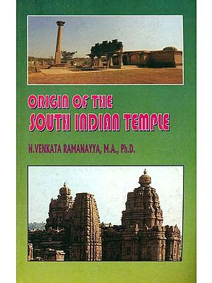 Origin of The South Indian Temple