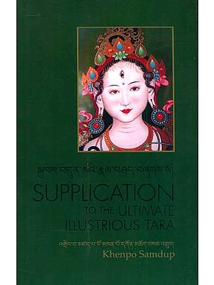 Supplication to The Ultimate Illustrious Tara (Elucidation of the Seven Verses)