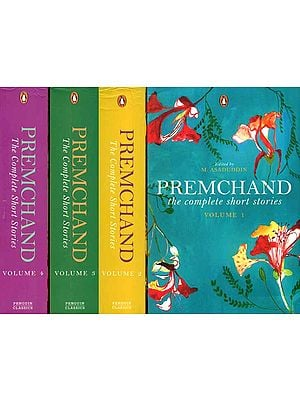 Premchand The Complete Short Stories (Set of 4 Volumes)