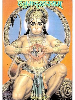 हनुमद् रहस्यम्: Complete Methods for Worshipping Hanuman Ji