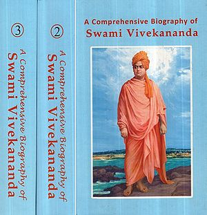 A Comprehensive Biography of Swami Vivekananda (Set of 3 Volumes)