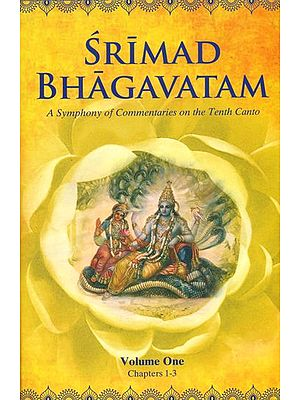 Srimad Bhagavatam - A Symphony of Commentaries on the Tenth Canto (Volume One, Chapters 1-3)