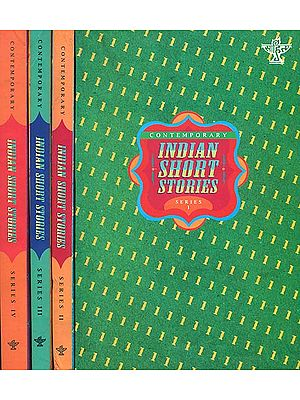 Contemporary Indian Short Stories (Set of 4 Volumes)