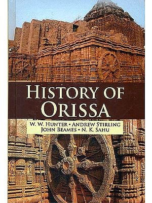 History of Orissa