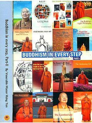 Buddhism in Every Step (Set of Two Volumes)