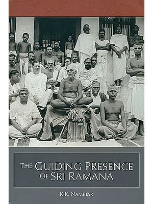 The Guiding Presence of Sri Ramana (An Old and Rare Book)