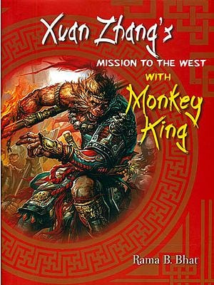 Xuan Zhang's Mission to the West with Monkey King