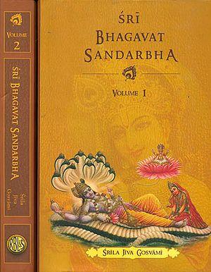 Sri Bhagavat Sandarbha (Set of 2 Volumes)