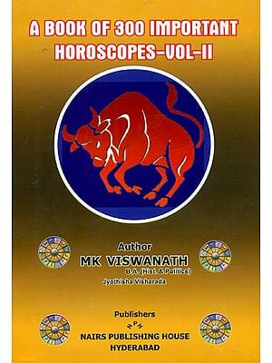 A Book of 300 Important Horoscopes (Volume II)