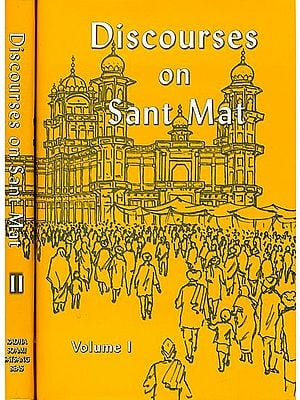 Discourses on Sant Mat - As Delivered in Satsang (Set of Two Volume)