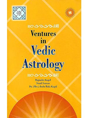 Ventures in Vedic Astrology