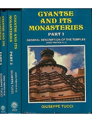 Gyantse and Its Monasteries (Volume IV in Three Parts) - A Rare Books