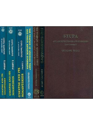 Indo Tibetica (Set of 7 Books)