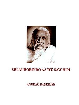 Sri Aurobindo As We Saw Him
