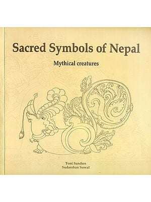 Sacred Symbols of Nepal (Mythical Creatures)