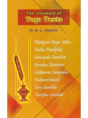 The Glossary of Yoga Texts