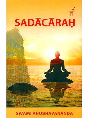 Sadacarah (Adi Sankaracarya)