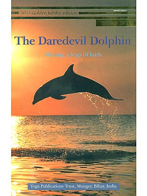 The Daredevil Dolphin (Making a Leap of Faith)