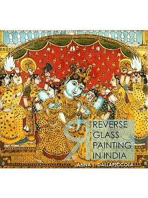 Reverse Glass Painting in India