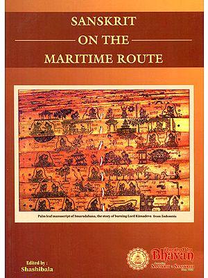 Sanskrit on the Maritime Route