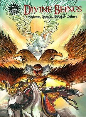 Divine Beings - Airavata, Jatayu, Nandi and Others (Comic)