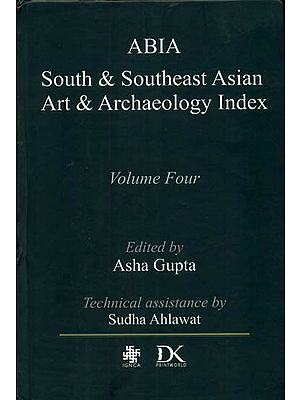 South and Southeast Asian Art and Archaeology Index (Volume Four)