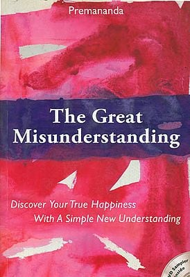 The Great Misunderstanding (With  DVD Inside)