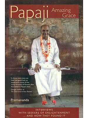 Papaji: Amazing Grace (With DVD Inside)