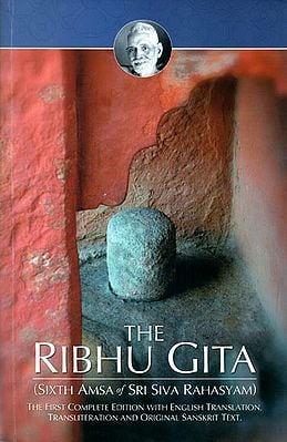 The Ribhu Gita (Sixth Amsa of Sri Siva Rahasyam)
