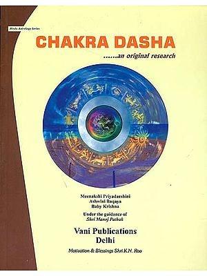 Chakra Dasha - A Parashari Dasha