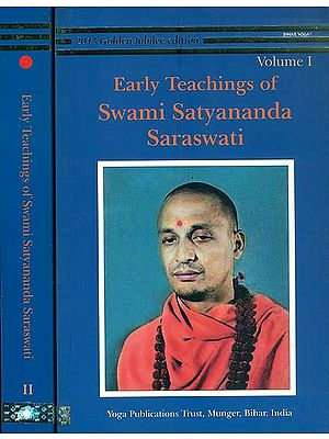 Early Teachings of Swami Satyananda Saraswati (Set of 2 Volumes)
